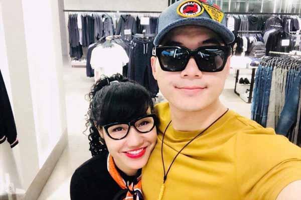 Bà xã Trương Nam Thành mang thai sau 5 tháng kết hôn?