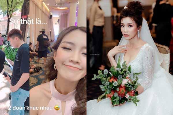 Yun Bin - Tú Tri chưa hưởng trăng mật, làm điều bất ngờ sau đám cưới cổ tích