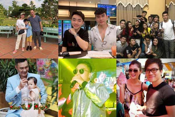 10 ảnh hot nhất trên Facebook sao Việt (19/8)