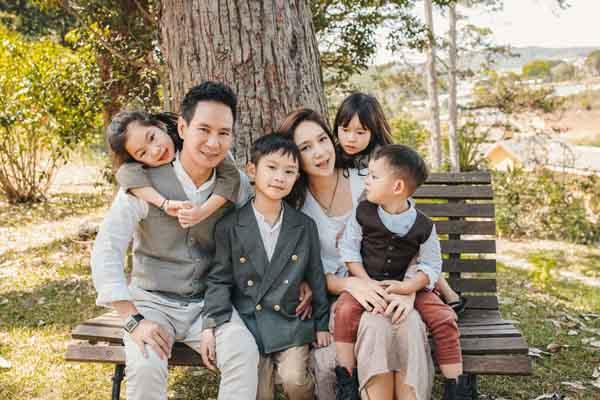 Lý Hải - Minh Hà: Những khoảnh khắc đời thường lãng mạn, ấm áp