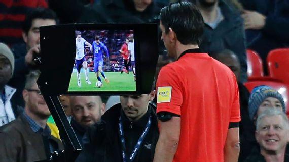 Trọng tài được rút thẻ 'nguội' tại World Cup 2018
