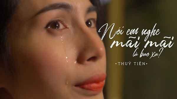 Nói Em Nghe Mãi Mãi Là Bao Xa - Thủy Tiên  [MV 2018]