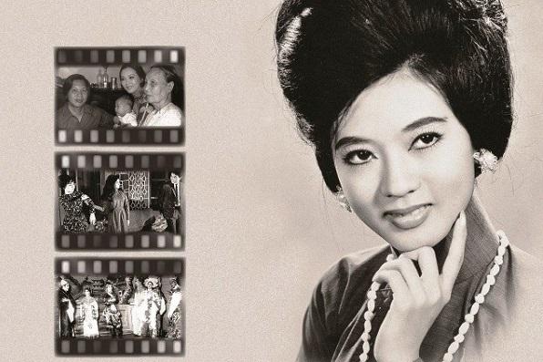 Ảnh hiếm của ca sĩ Hương Lan với cố minh tinh bạc mệnh Thanh Nga