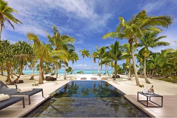 Top những resort ven biển đẹp nhất thế giới