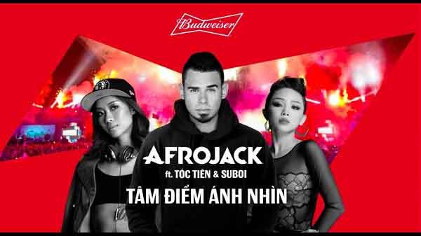 Tâm Điểm Ánh Nhìn (All Eyes On Us) - Afrojack , Tóc Tiên , Suboi