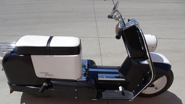 Ít ai biết được rằng Harley-Davidson từng sản xuất... xe tay ga