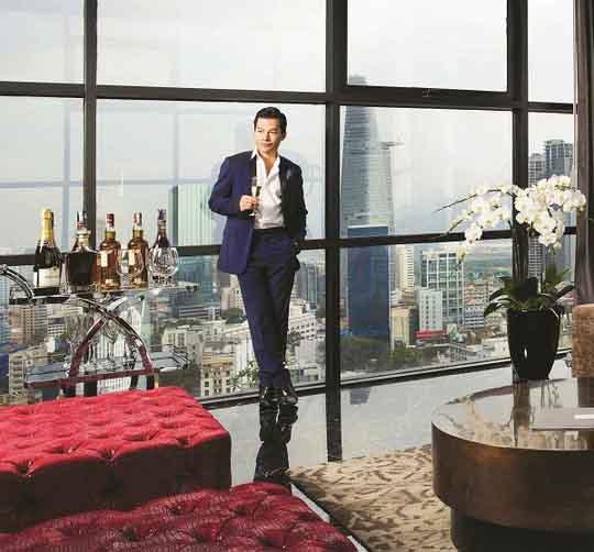 'Zoom' căn hộ 220 tỷ gây xôn xao dư luận của diễn viên Trần Bảo Sơn