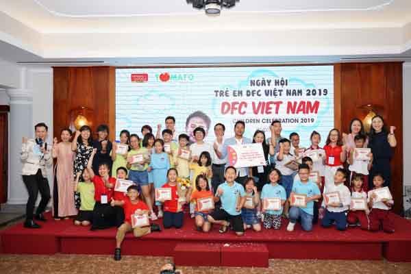 Trẻ em Việt Nam góp ý tưởng kiến tạo cộng đồng