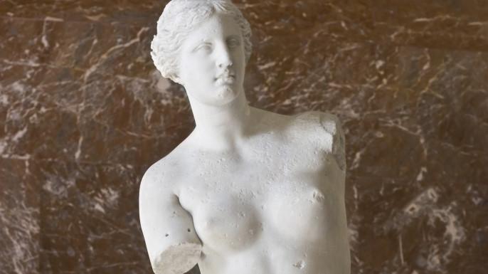 Những bức tượng khỏa thân vô giá của Hy Lạp cổ đại