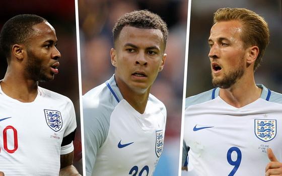 Tuyển Anh công bố danh sách dự World Cup: Trảm 2 công thần!