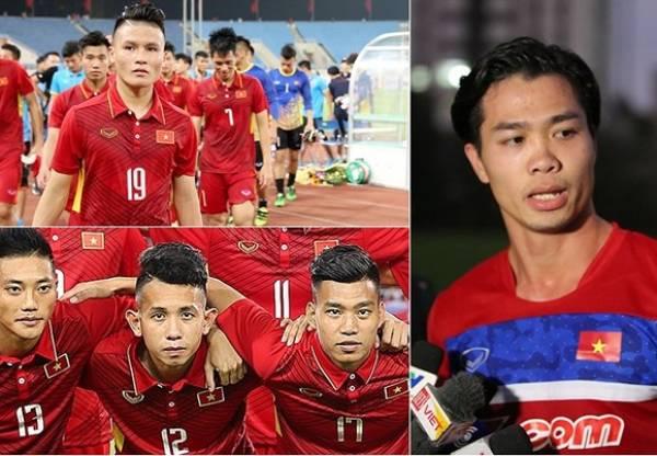 Tuyển thủ U23 được đề cử làm nòng cốt ĐT Việt Nam tại AFF Cup 2018