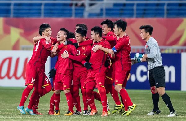 Fox Sports kỳ vọng lứa U23 sẽ giúp Việt Nam hạ Jordan