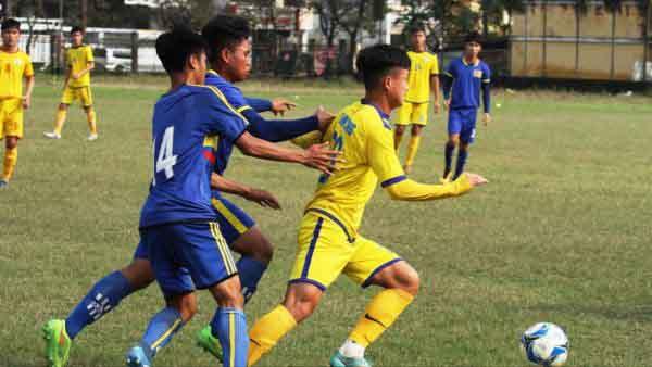 Họp báo Giải U19 bóng đá trẻ quốc gia