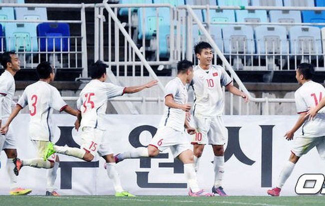 Báo Hàn sửng sốt với U19 Việt Nam