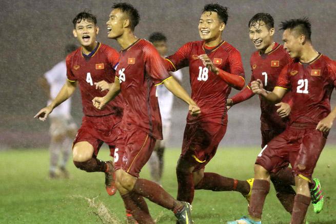 Thầy Park gọi 5 cầu thủ U.21 lên tuyển Việt Nam