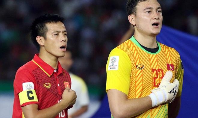 20 cầu thủ tham dự Asiad 2018: Văn Lâm ngậm ngùi ở lại