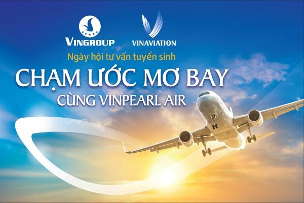Vinpearl Air tổ chức chuỗi ngày hội tuyển sinh tại Hà Nội, Hà Tĩnh và TP.HCM