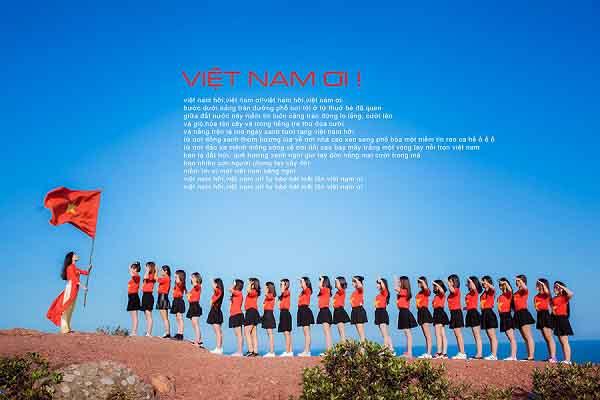 Việt Nam, Việt Nam ơi I Hải Yến