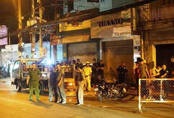 Bắt một nghi can trong vụ nhóm cướp xe SH tấn công các 'hiệp sĩ đường phố'