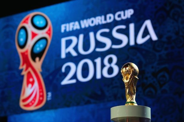 Giá vé World Cup 2018