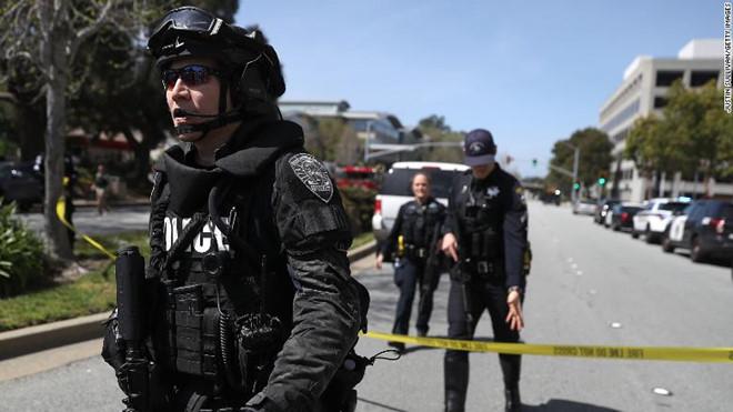 Xả súng ở trụ sở tòa nhà YouTube khiến ít nhất 3 người bị thương