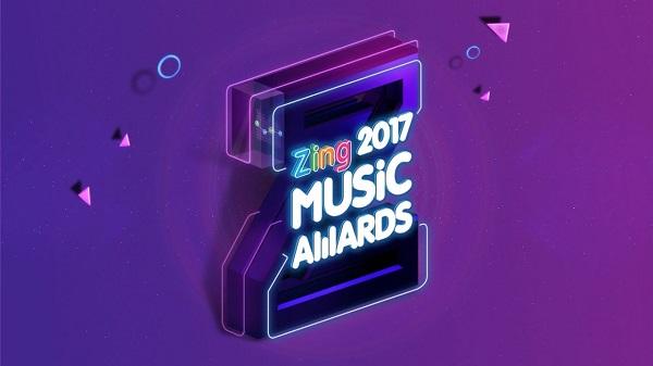 Lễ Trao Giải Zing Music Award 2017 (Full Show)