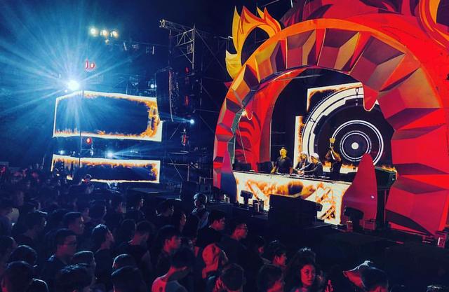 7 người tử vong trong Lễ hội âm nhạc ở hồ Tây
