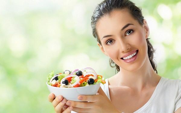 Muốn tăng ham muốn hãy ăn chay