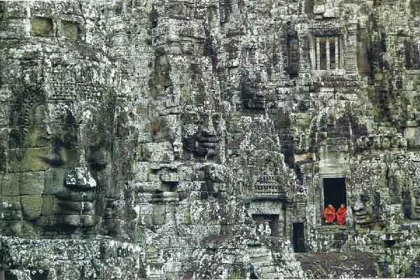 """Vẹn nguyên nét cổ Angko Wat, Angko Thom trong lòng """"đất nước chùa tháp"""""""