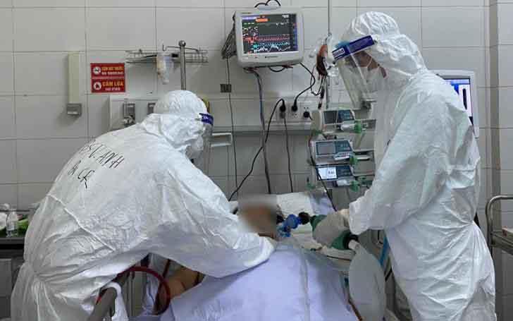 Sáng 15.8, thêm 1 bệnh nhân COVID-19 tử vong, thêm 1 ca nhiễm mới