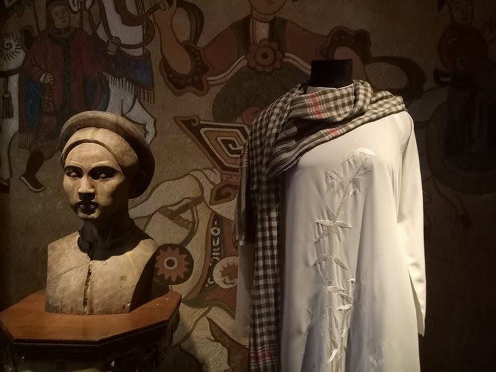 Nơi lưu giữ vẻ đẹp Việt tại Bảo tàng áo dài Việt Nam
