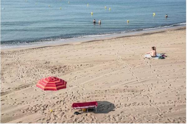 Những bãi biển cho người thích tắm nude