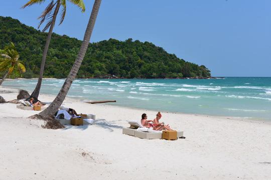 Bãi Thơm, Phú Quốc lọt top biển đẹp nhất Đông Nam Á