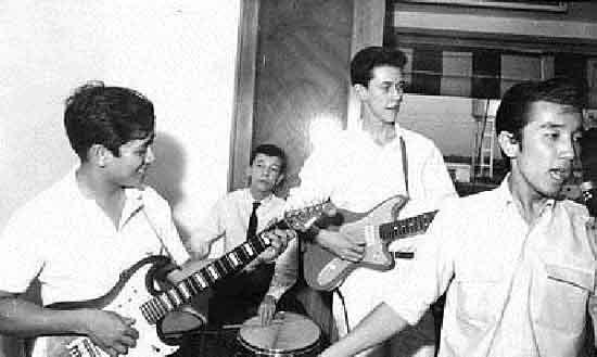Kỳ 24: Một thời nhạc trẻ - Trường Kỳ