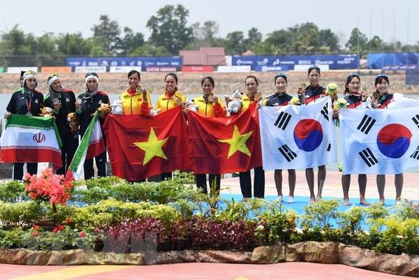 Bảng tổng sắp huy chương ASIAD 18 (ngày 31.8) - Việt Nam sẽ thêm cơ hội vàng