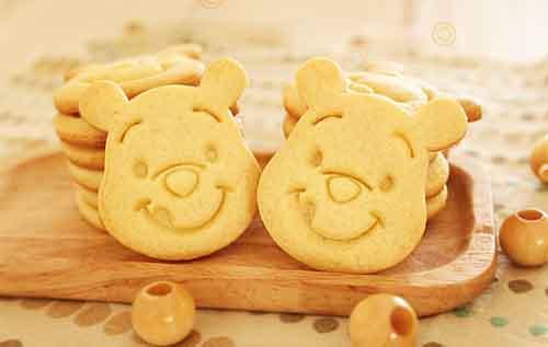 Bánh quy hương vị cà phê cho ngày lạnh