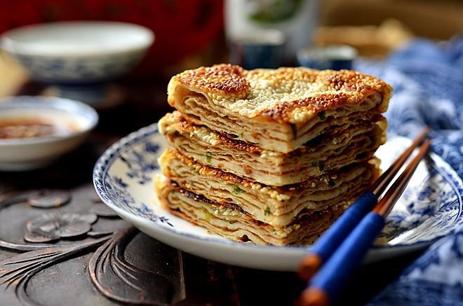 Món bánh rán ngàn lớp nhân thịt bò - món ngon lạ miệng, vô cùng dễ làm