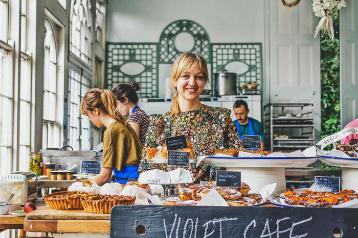 Bánh cưới hoàng gia Anh - cảm hứng cho bánh cupcake