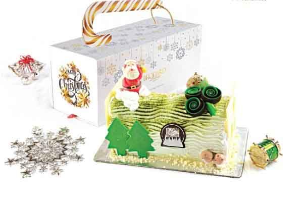 Nguồn gốc bánh khúc cây mùa Giáng Sinh