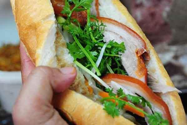 Ngon như bánh mì Sài Gòn
