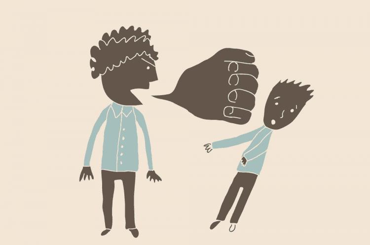 Bạo hành lời nói và cách vượt qua