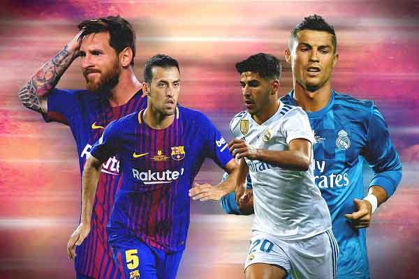 Barca vs Real Madrid: Siêu kinh điển rực lửa