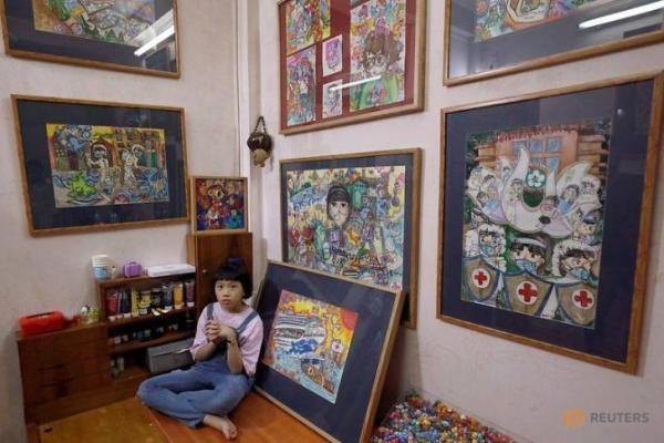 Truyền thông thế giới đưa tin cô bé Hà Nội vẽ hình bác sĩ Lý Văn Lượng