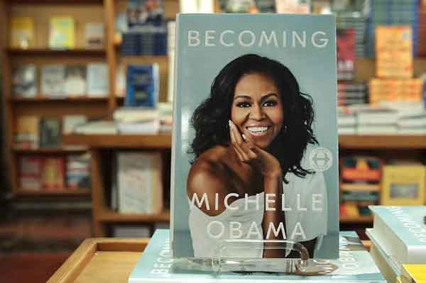 Hồi ký của Michelle Obama sắp có mặt ở Việt Nam