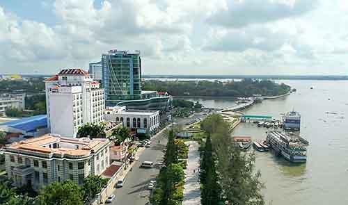 Cần Thơ: Bến Ninh Kiều sắp thành phố đi bộ