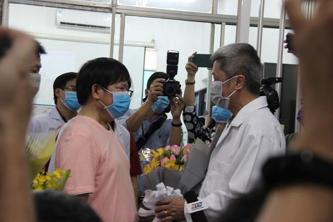 Việt Nam: Đã có 14/16 bệnh nhân khỏi bệnh từ virus corona