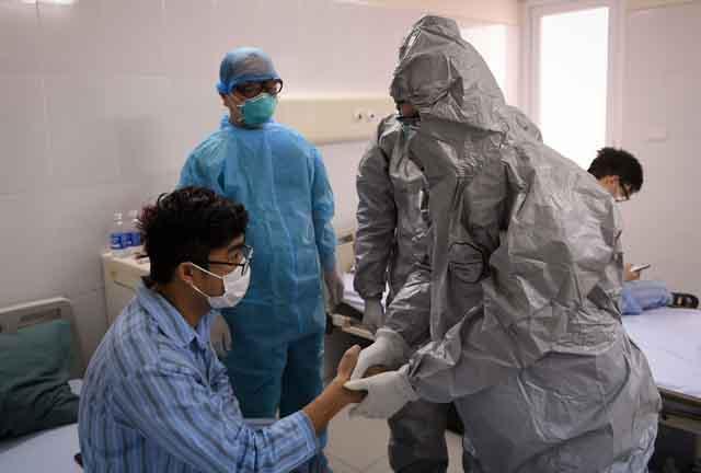 Tin vui: Bộ Y tế đã có phác đồ điều trị Covid-19