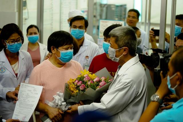 'Tôi may mắn khi phát hiện bệnh ở Việt Nam'