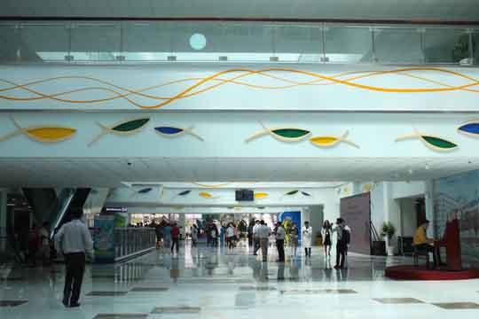Bệnh viện Nhi xây dựng với 4500 tỉ động khánh thành