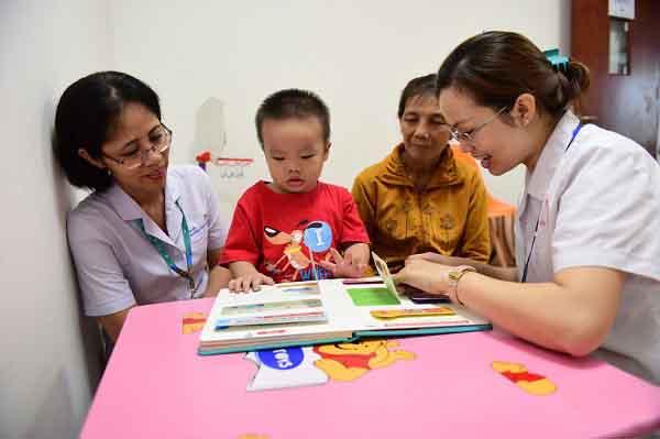 Bệnh viện Nhi đồng 4500 tỉ chiều lòng các em nhỏ bệnh nhân